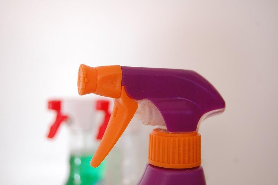 Gunning in de schoonmaakbranche